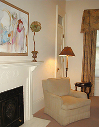 Hedgewood fireplace