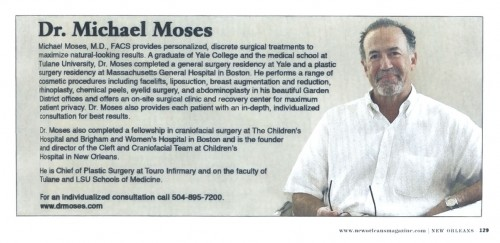 Dr. Michael Moses